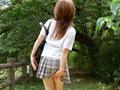 女子校生のおもらし下校1