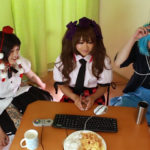 コスプレ×おしっこ我慢×ゲーム実況 case1 姫海棠はたてアイキャッチ