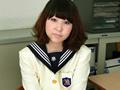 学生ブルマ純白おしっこ1