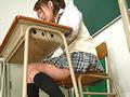 体操部女子校生の尿失態2