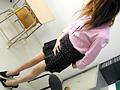 女教師の放尿講座1